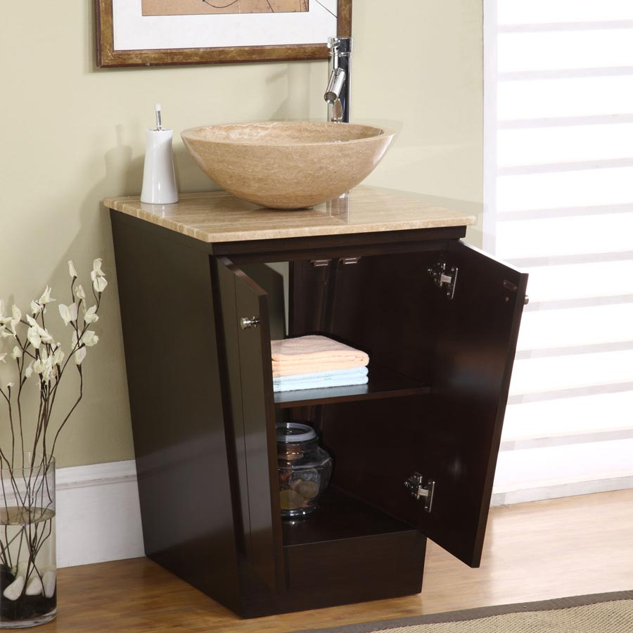 Bathroom Vanity Plus And Sink Combo For